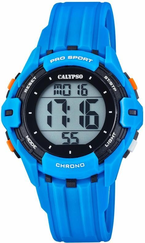 CALYPSO WATCHES Chronograph »Color Run, K5740/2«