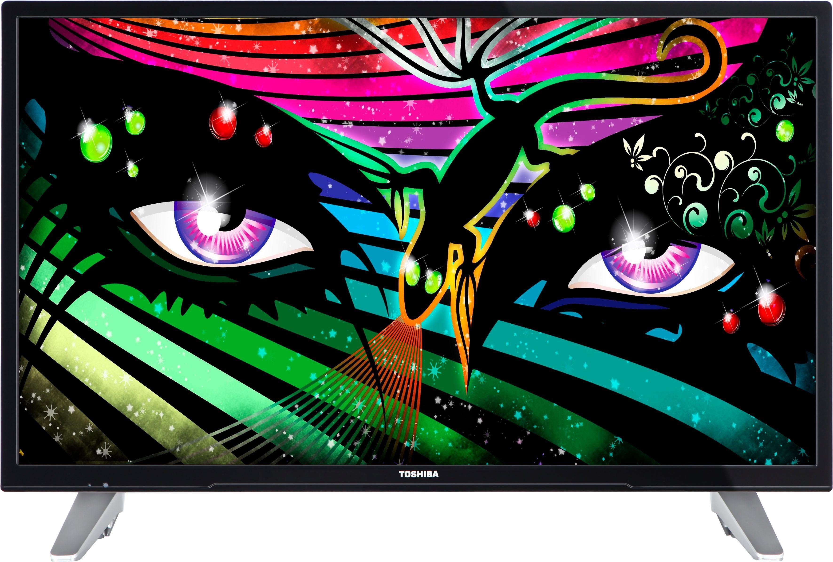 Toshiba 32L3663DA LED-Fernseher (81 cm/32 Zoll, Full HD, Smart-TV)