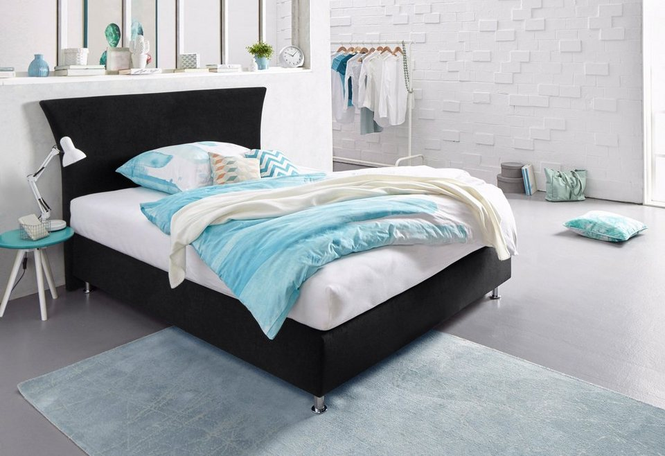 westfalia schlafkomfort boxspringbett kaufen otto. Black Bedroom Furniture Sets. Home Design Ideas