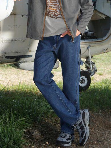 Men Plus by Happy Size Jeans-Arbeitshose