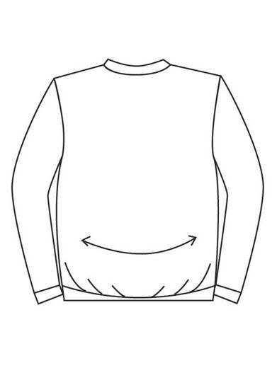 Men Plus by Happy Size Spezial-Bauchschnitt Jacke