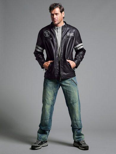 Men Plus by Happy Size 5-Pocket-Jeans