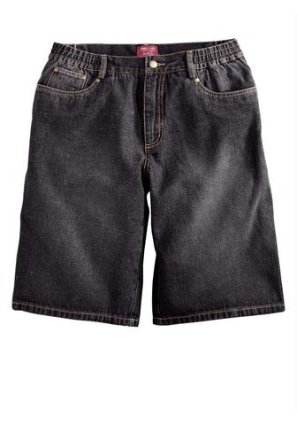 Бермуды джинсовые