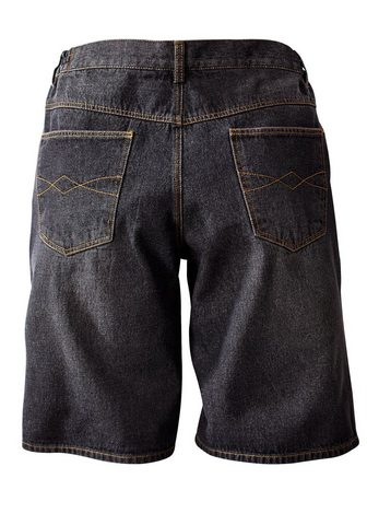MEN PLUS BY HAPPY SIZE Бермуды джинсовые