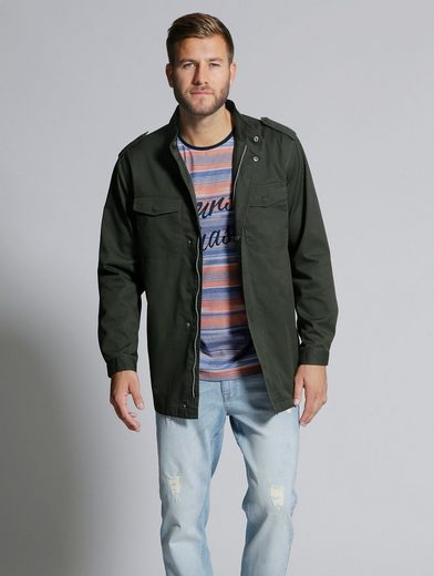 Men Plus by Happy Size Long-Jacke