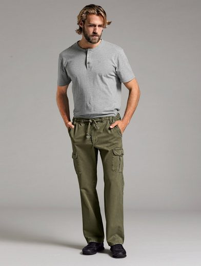 Men Plus by Happy Size Cargohose