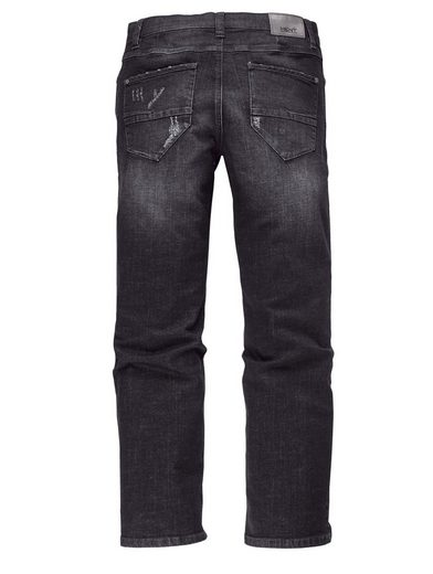 Men Plus by Happy Size Spezial-Bauchschnitt Jeans
