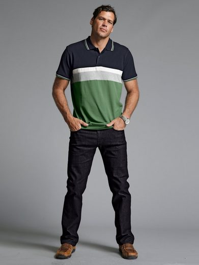Men Plus By Happy Size Special-belly Cut Jeans
