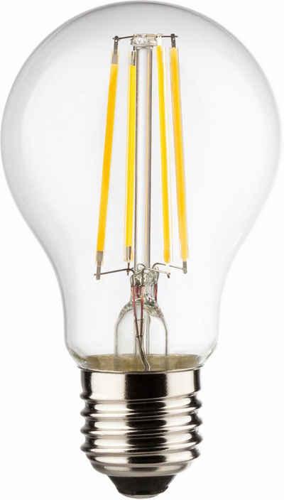 MÜLLER LICHT »Birnenform« LED Leuchtmittel, E27, 4 Stück, Warmweiß