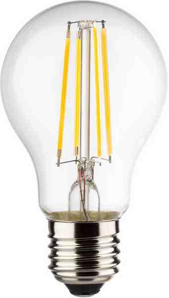 MÜLLER LICHT »Birnenform« LED-Leuchtmittel, E27, 4 Stück, Warmweiß