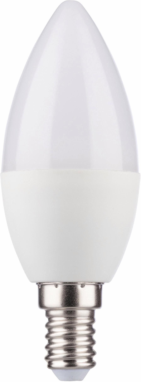 MÜLLER LICHT »Kerzenform« LED-Leuchtmittel, E14, 7 Stück, Warmweiß