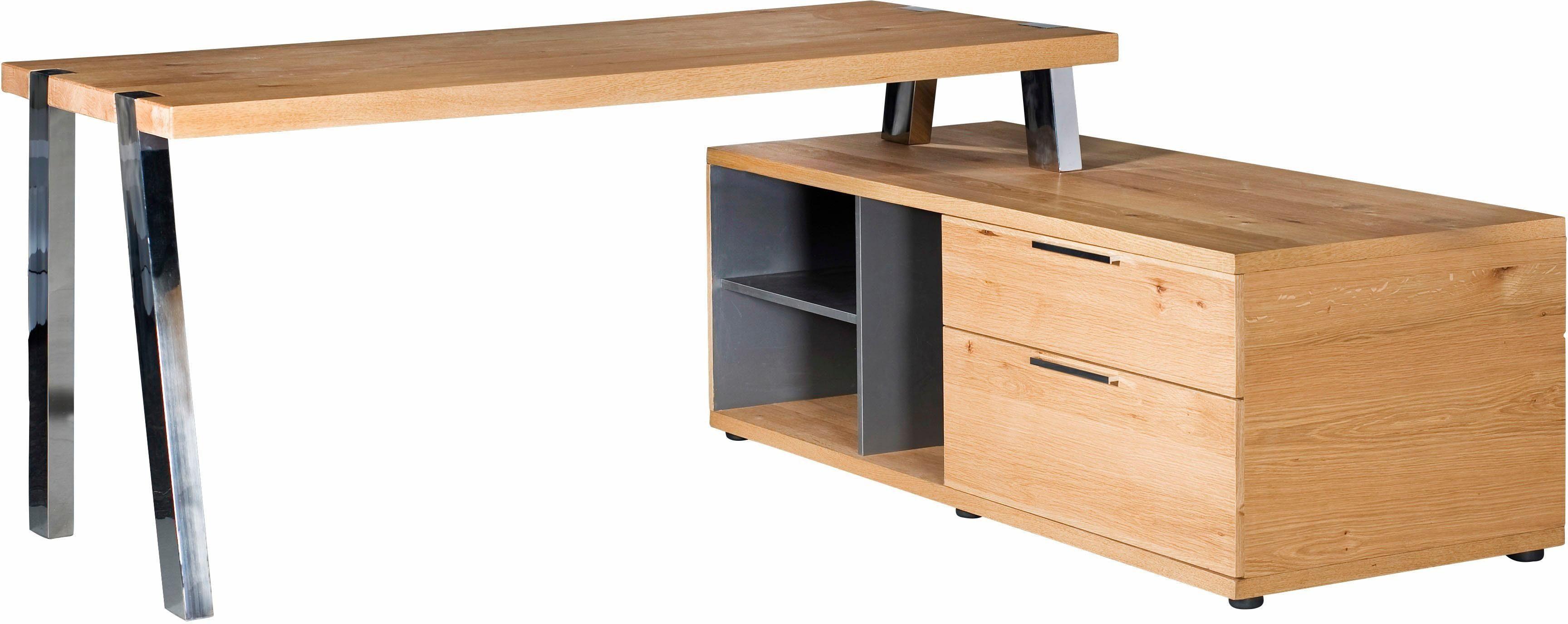 Jahnke Vertriebs GmbH Eck-Schreibtisch »Solid 165«