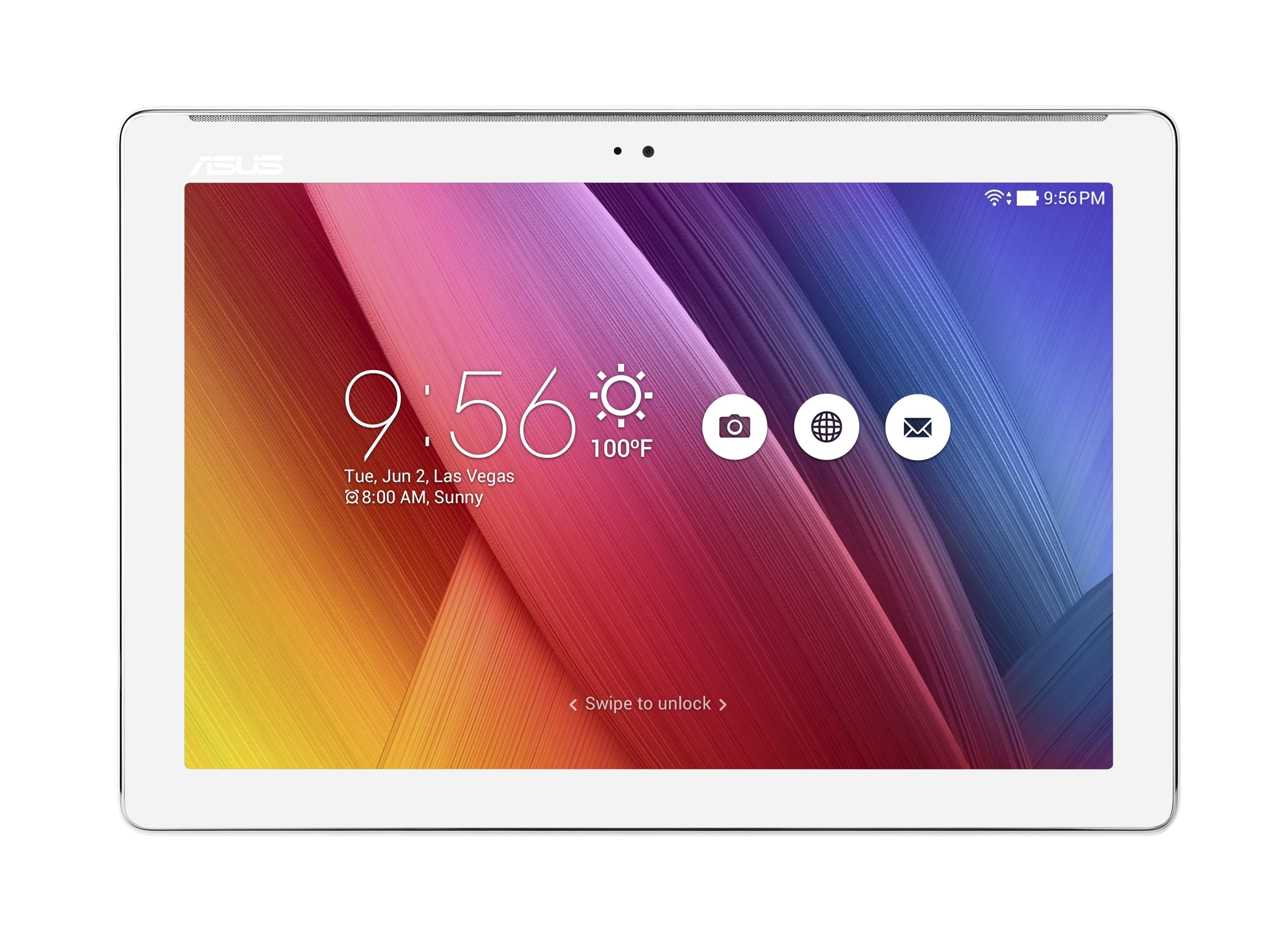 ASUS ZenPad 10.0 Z300M-6B035A »Mediatek Quad-Core, 25,65cm, (10,1´´), 32 GB, 2 GB«