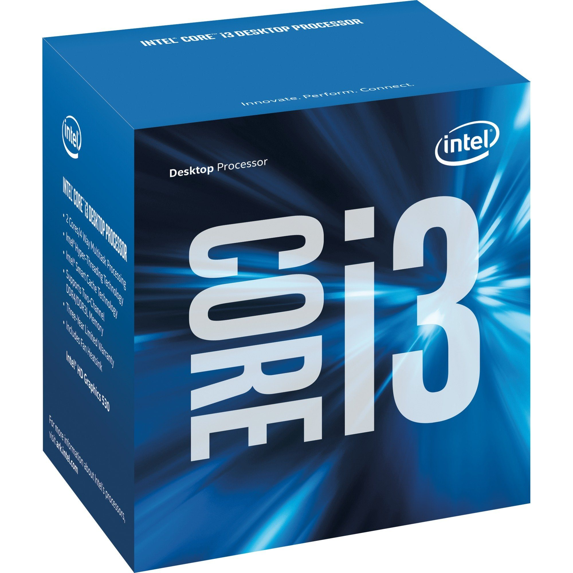Intel® Prozessor »Core(TM) i3-6100T«