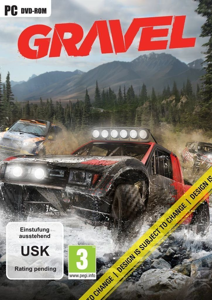 Milestone PC - Spiel »Gravel«