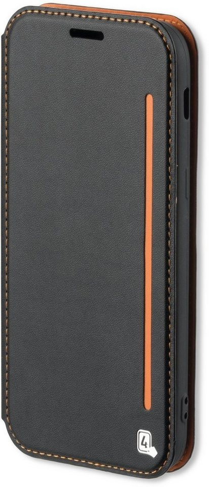 4smarts handytasche two tone flip tasche f r samsung. Black Bedroom Furniture Sets. Home Design Ideas