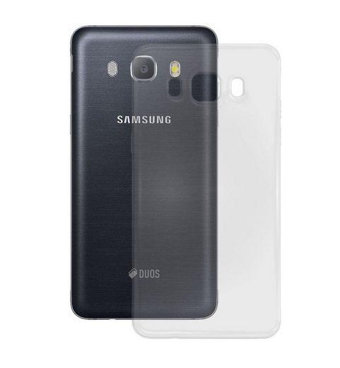 PEDEA Handytasche »Soft TPU Case (glatt) f. Galaxy J5 2016 DUOS«