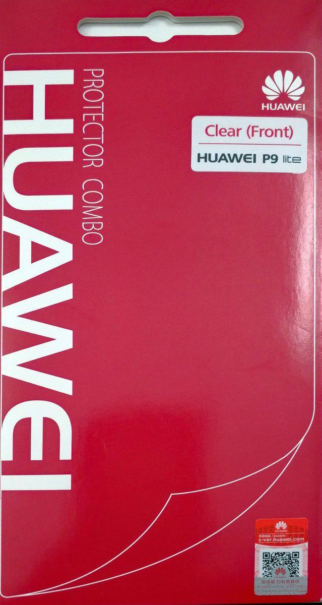 Huawei Folie »Displayschutzfolie für P9 lite«