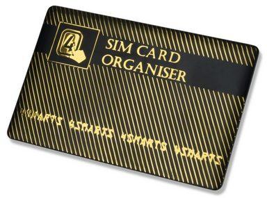4smarts Zubehör »SIM Karten Organizer«