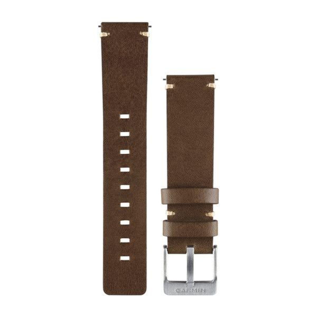 Garmin Ersatz-/Wechselarmband »Ersatzarmband Leder vivomove«