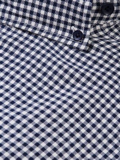 Jack & Jones Kariertes Kurzarmhemd