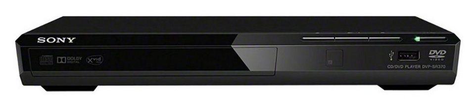 sony dvp sr370 dvd player online kaufen otto. Black Bedroom Furniture Sets. Home Design Ideas