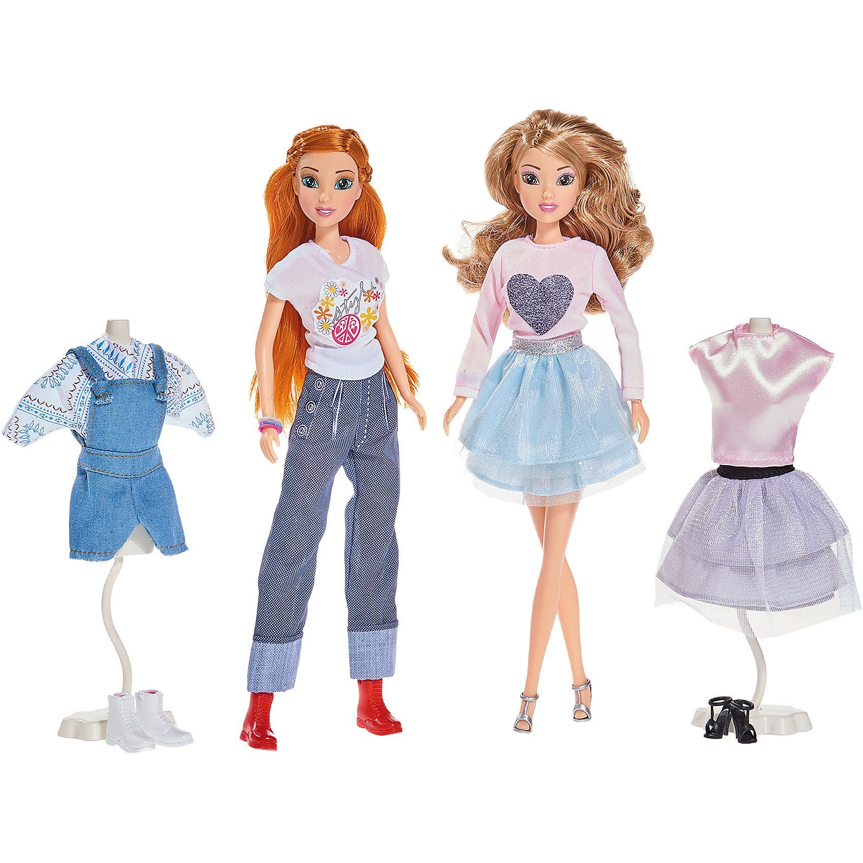 SIMBA Maggie & Bianca Fashion Friends Maggie Fashion Doll Set
