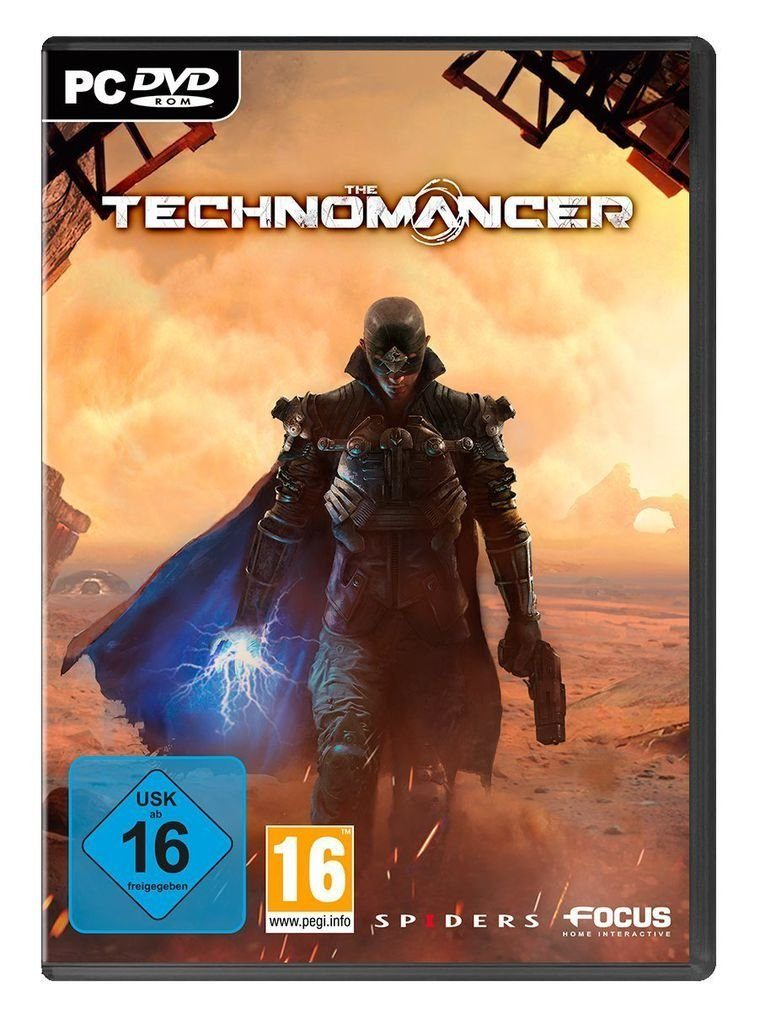 Koch Media PC - Spiel »The Technomancer«