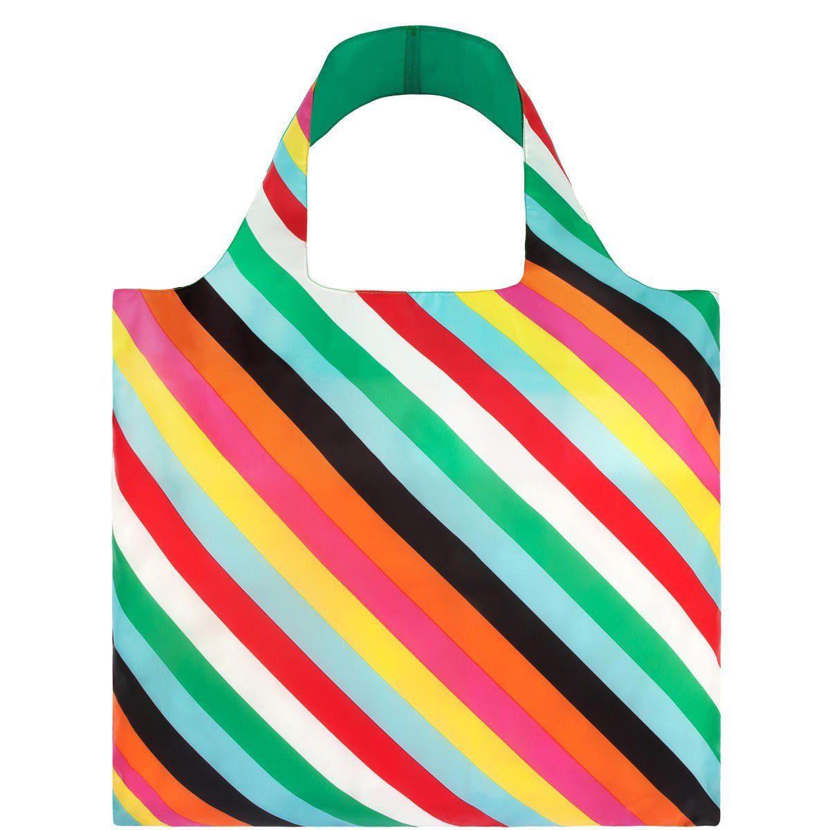 BUTLERS LOQI »Einkaufstasche Streifen«