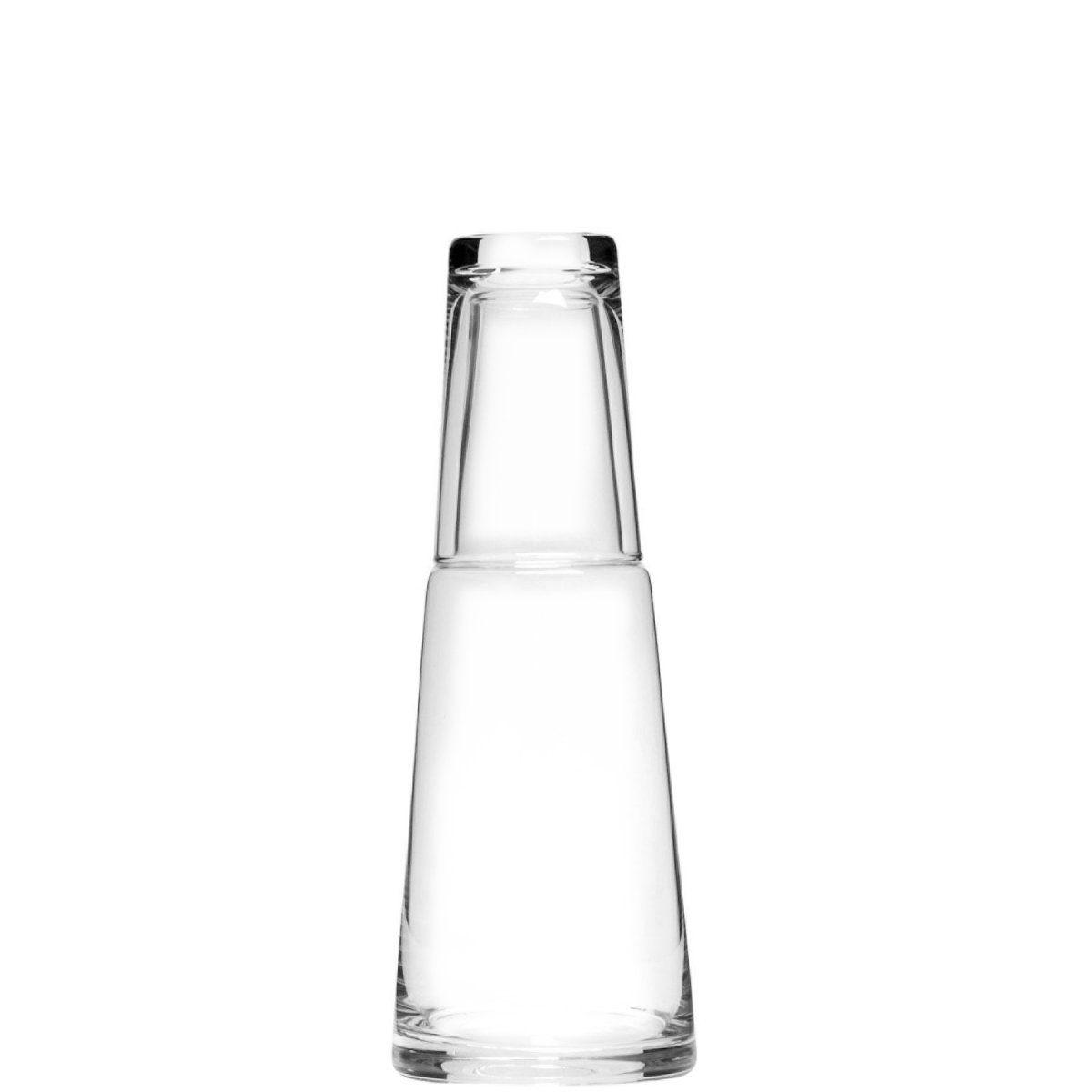 BUTLERS WATER »Glas-Karaffe 800 ml mit Trinkglas«