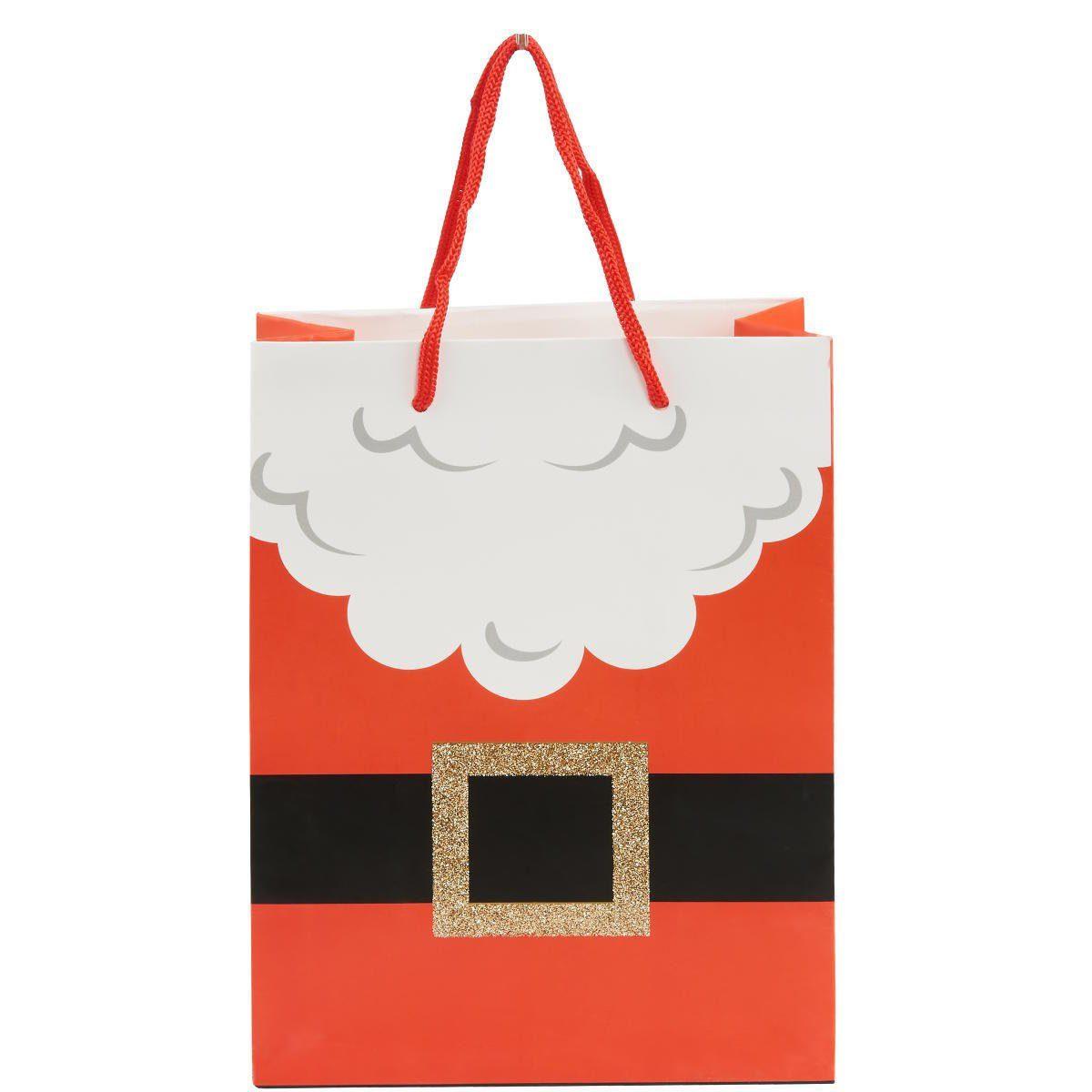 BUTLERS X-MAS »Geschenktüte Santa klein«