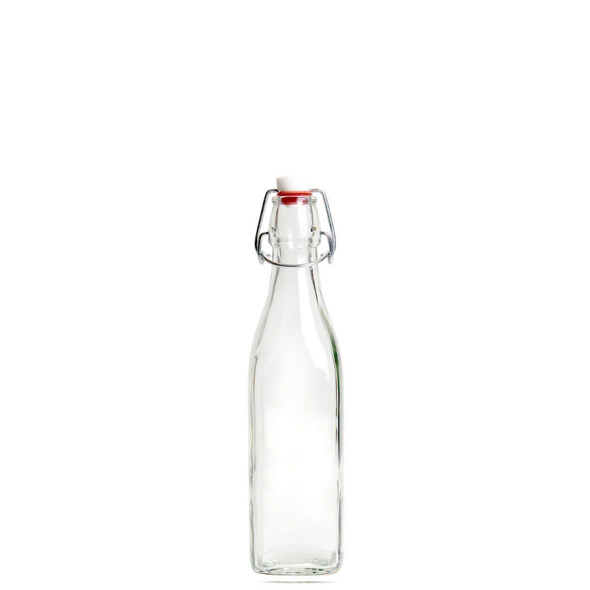 BUTLERS SWING »Glasflasche mit Bügelverschluss«