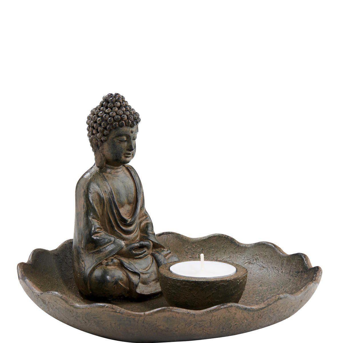 BUTLERS BUDDHA »Schale mit Teelichthalter«