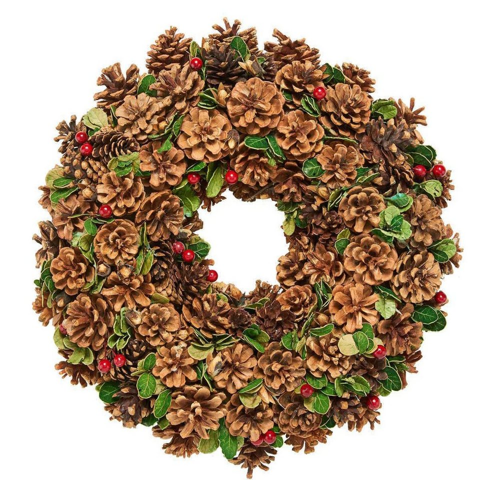 Butlers wintergreen tannenkranz beeren kaufen otto - Butlers weihnachten ...