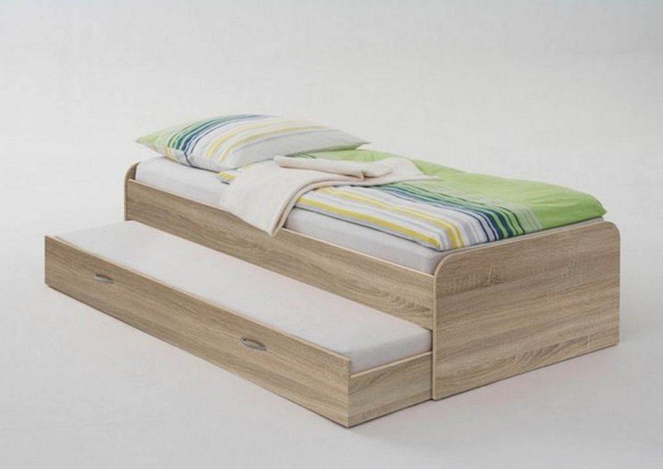 hti living einzelbett mit g stebettfunktion pedro4. Black Bedroom Furniture Sets. Home Design Ideas