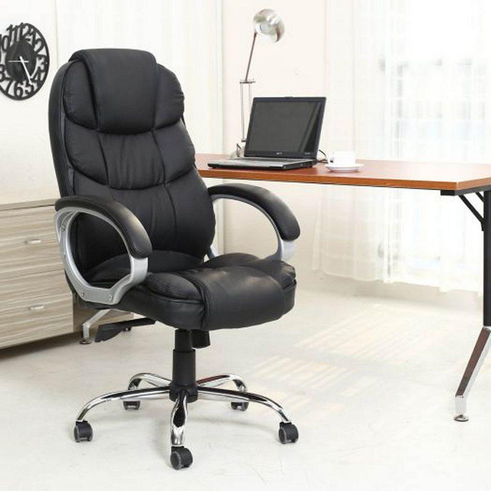 hti living chefsessel vincent online kaufen otto. Black Bedroom Furniture Sets. Home Design Ideas