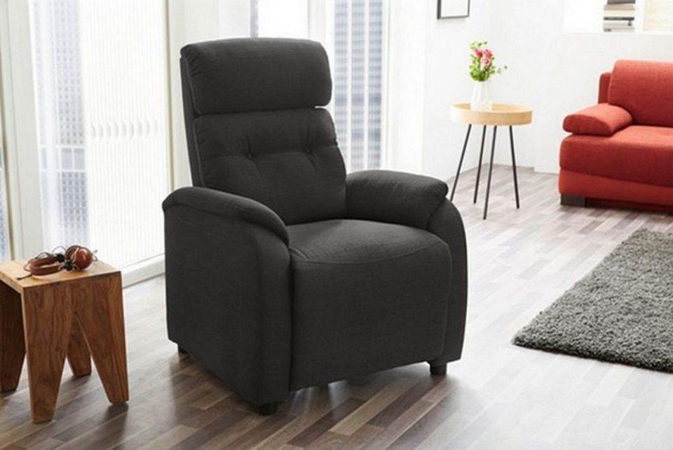 hti living fernsehsessel tuscon online kaufen otto. Black Bedroom Furniture Sets. Home Design Ideas