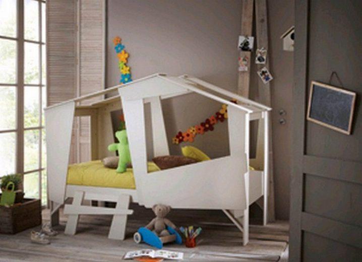 hti living h hlenbett kabane online kaufen otto. Black Bedroom Furniture Sets. Home Design Ideas