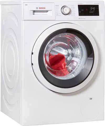 BOSCH Waschmaschine Serie 6 WAT286V0, 8 Kg, 1400 U/Min, I