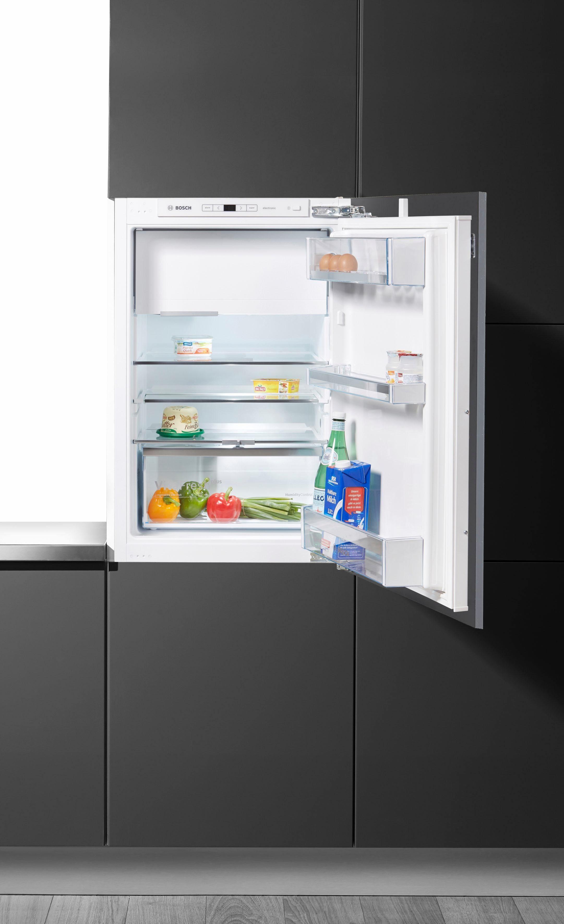 BOSCH Einbaukühlschrank KIL22AF30, 87,4 cm hoch, 55,8 cm breit, A++, 87,4 cm