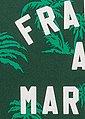 Franklin & Marshall Freizeitrucksack »Boys Palmen grün«, Bild 5