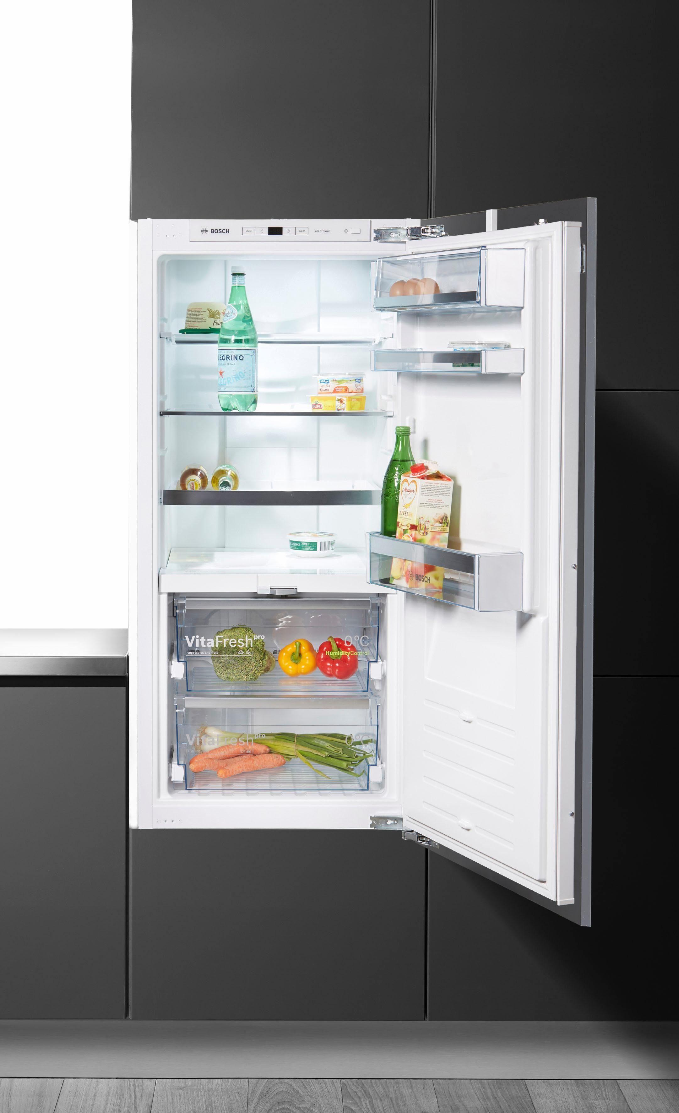 BOSCH Einbaukühlschrank KIF41AD40, 122,1 cm hoch, 55,8 cm breit, A+++, 122,1 cm