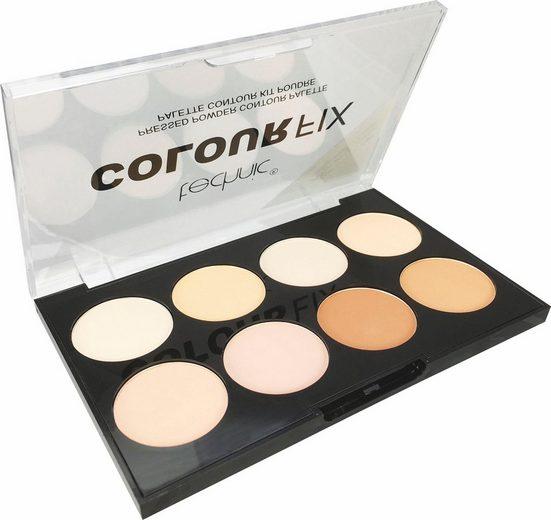 technic Contouring-Palette »Colour Max Contour«, 8-tlg.