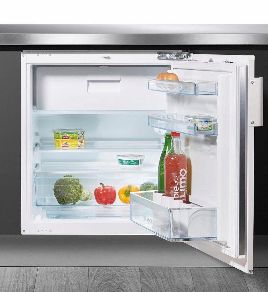 BOSCH Einbaukühlschrank KUL15AX60 (KUL15A60+KFZ10AX0), 82 ...