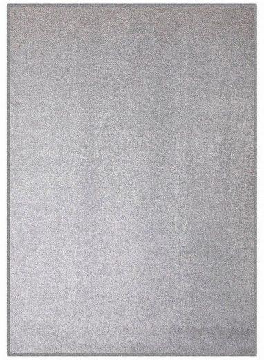 Teppich »Trend«, Living Line, rechteckig, Höhe 8 mm, Velours, Wohnzimmer