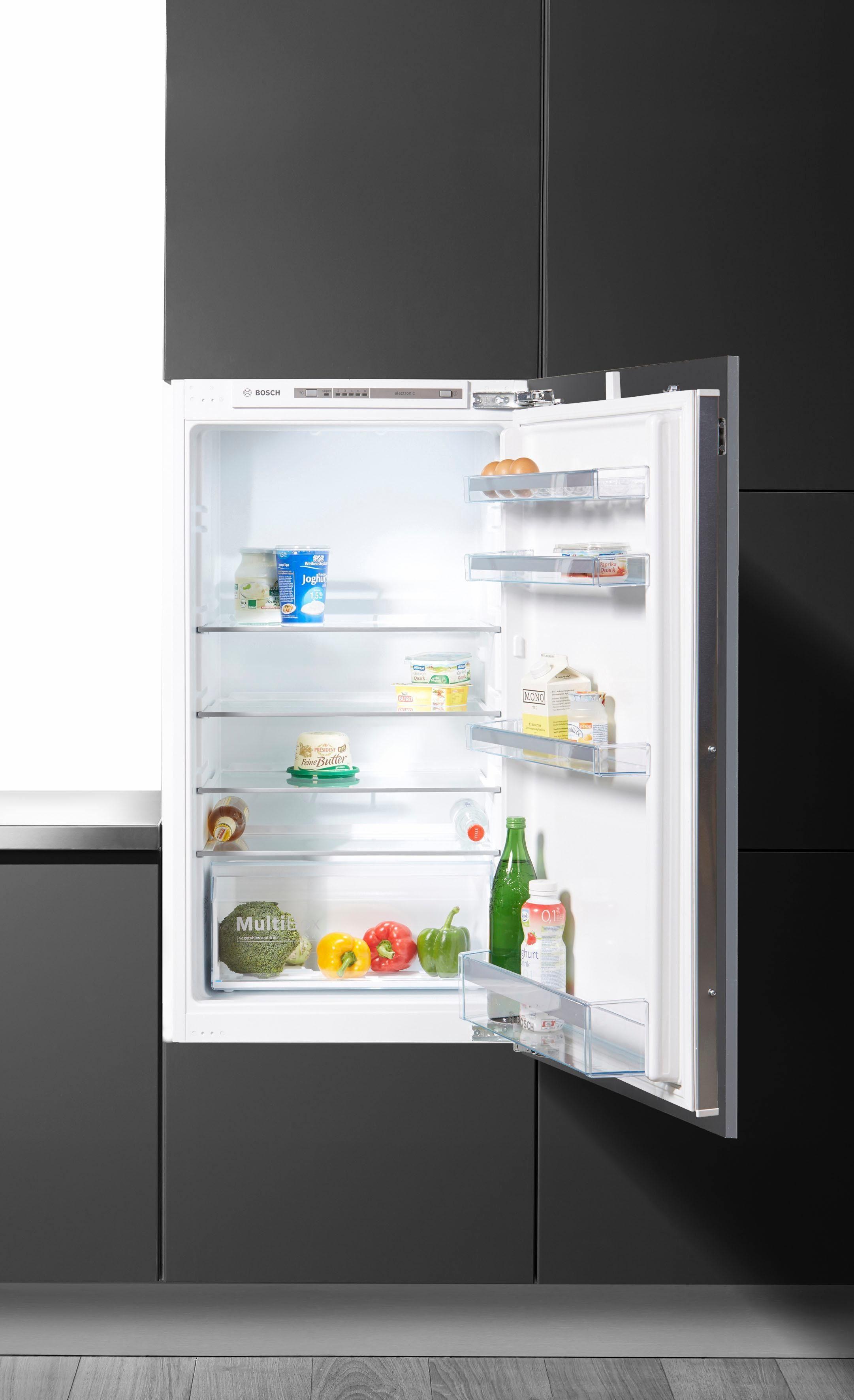 BOSCH Einbaukühlschrank KIR31VF30, 102,1 cm hoch, 54,1 cm breit, A++, 102,1 cm