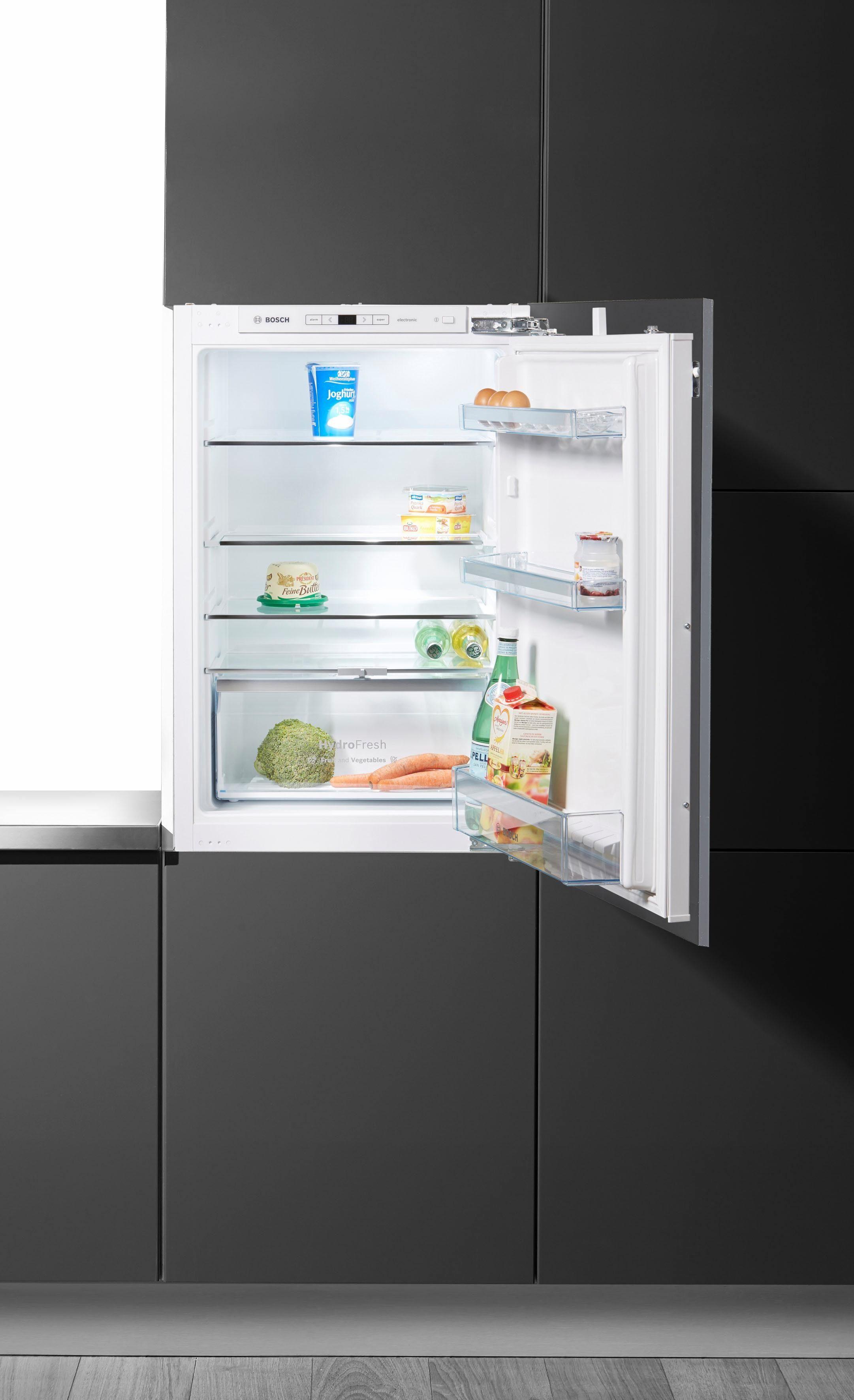 BOSCH Einbaukühlschrank KIR21AF40, 87,4 cm hoch, 55,8 cm breit, A+++, 87,4 cm
