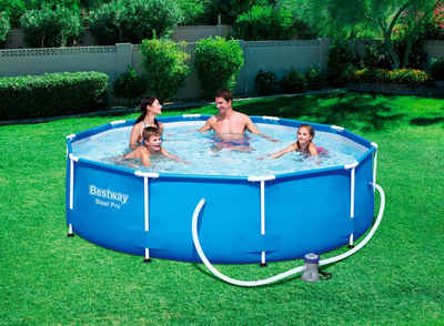 Swimmingpool kaufen for Hornbach pool set