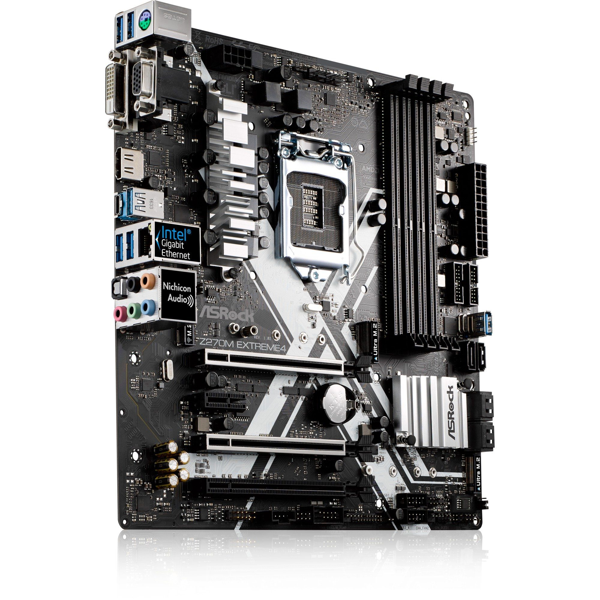 Asrock Mainboard »Z270M Extreme4«
