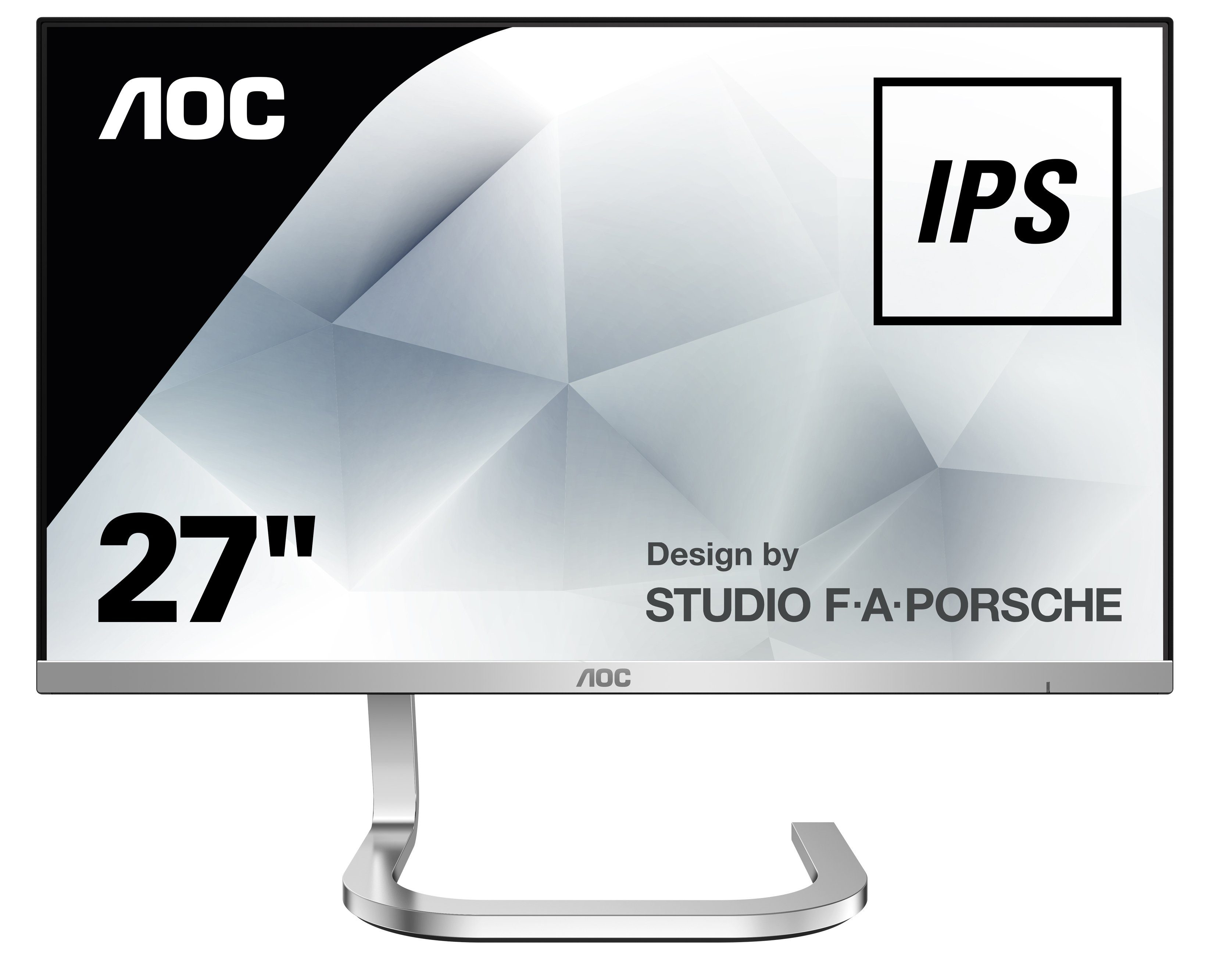 AOC Full HD Porsche Design Monitor 68,6cm 27 Zoll »PDS271«